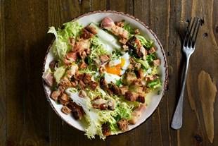 Image de La petite salade lyonnaise