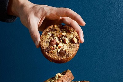 Image de Cookie Chocolats, Amandes et Noisettes