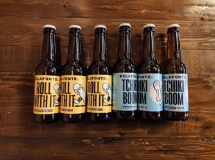 Image de Pack de 6 bières Belafonte