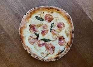 Image de Pizza Pancetta Verde